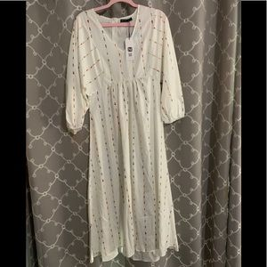 NWT Mid Length Soft And Lightweight Dress NORACORA
